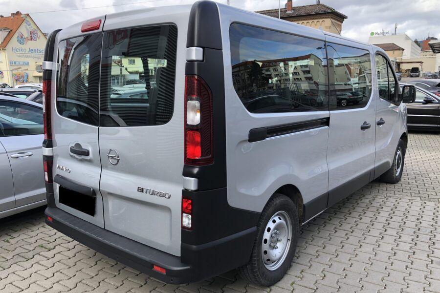 Vivaro 1.6 Bi-Turbo silber 9 Sitze 57Tkm (11)