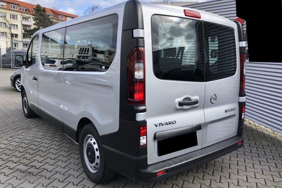 Vivaro 1.6 Bi-Turbo silber 9 Sitze 57Tkm (4)