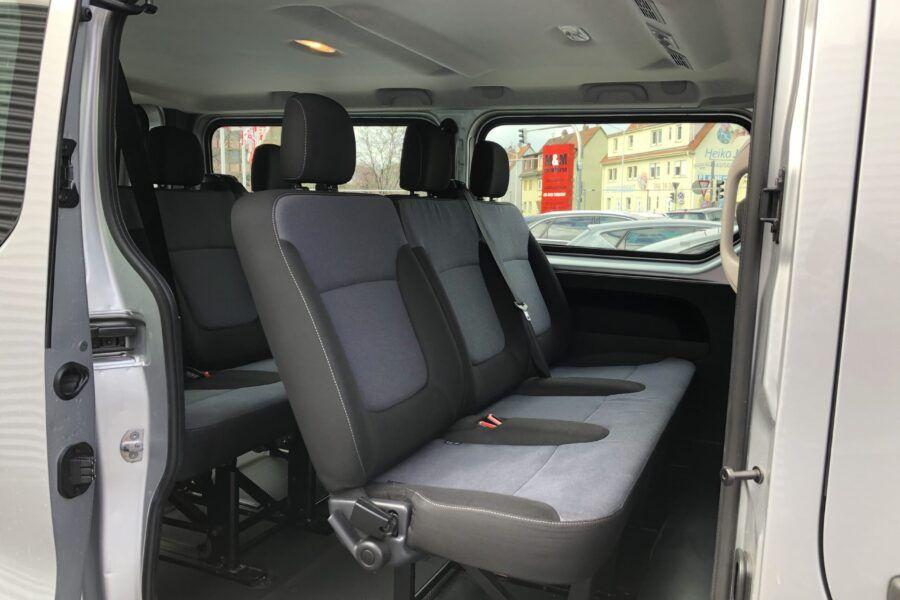 Vivaro 1.6 Bi-Turbo silber 9 Sitze 57Tkm (8)
